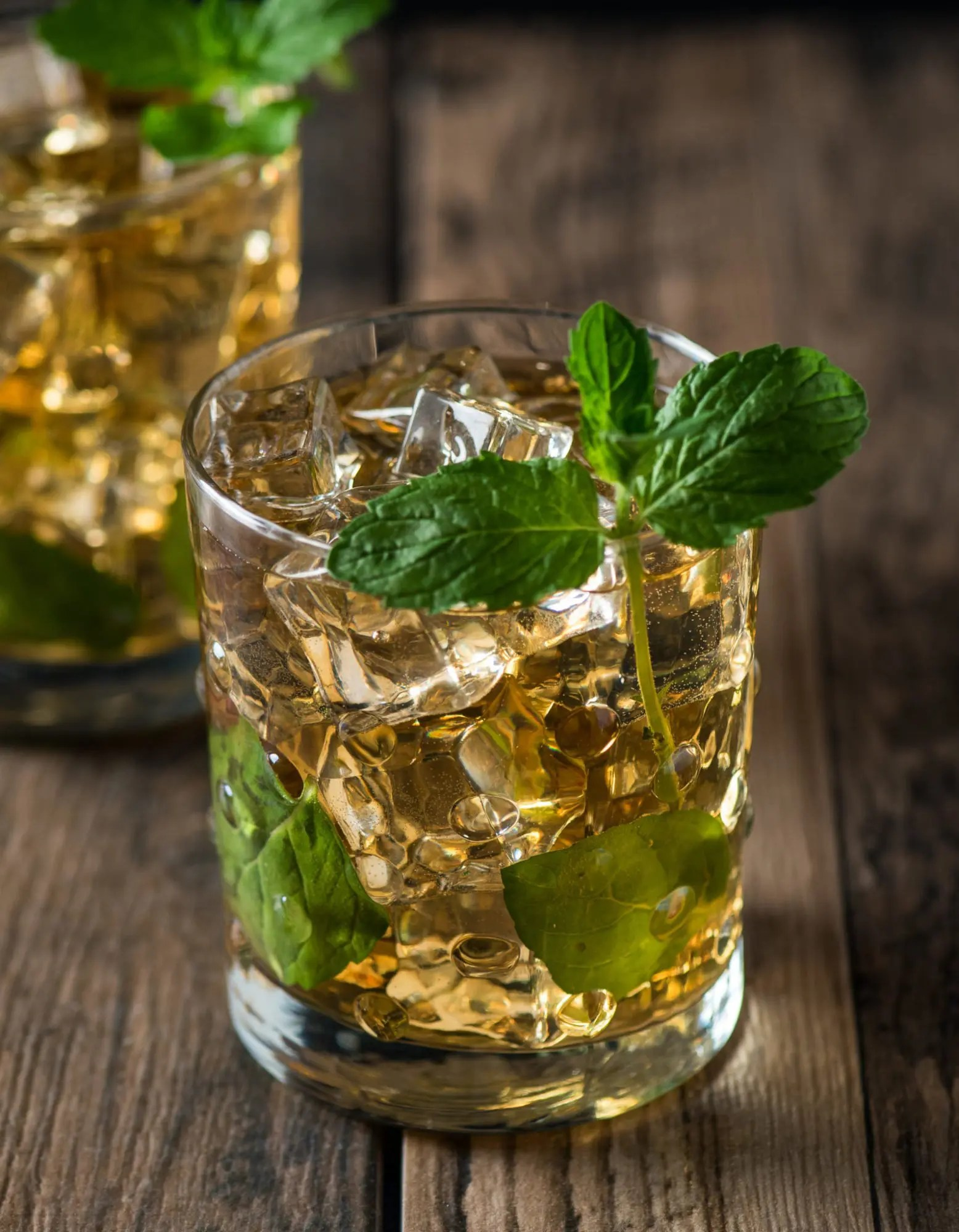 Mint Julep - Low Carb for Derby Day - Tasty Low Carb