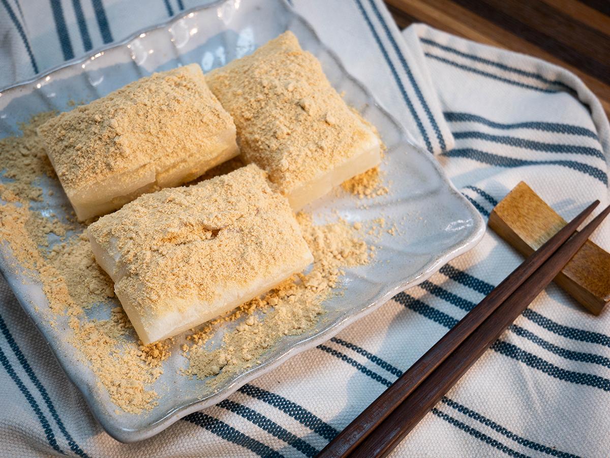 日本年糕吃法 黃豆糖粉烤年糕 - 日本男子的家庭料理   tasty-note   每天都有新食譜!