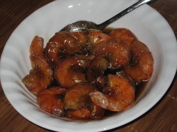 Salt and Pepper Stir Fried Shrimp Tom Ram Man