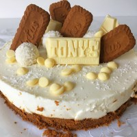 Tony Speculoos cheesecake
