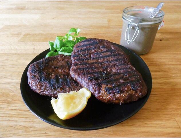 Gastblog: Vega Steaks van Rael