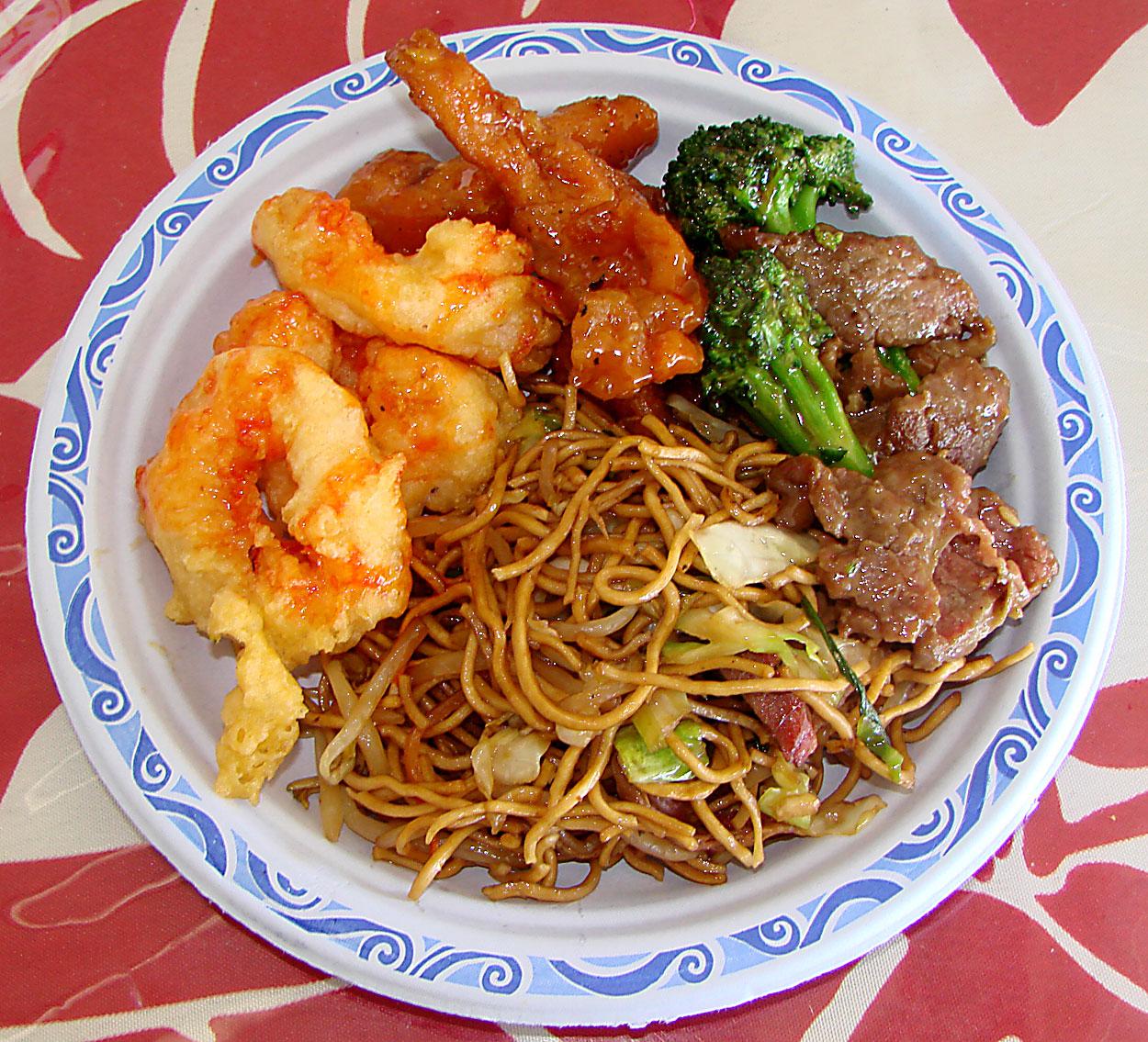 Everything looks ono! So how is it?  sc 1 st  Tasty Island & Mou0027iliu0027ili Eats: Golden Dynasty Chinese Restaurant u2013 Tasty Island