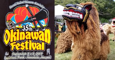 Coverage: 35th Annual Okinawan Festival