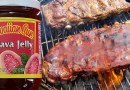 Hawaiian Sun Guava Jelly Ribs