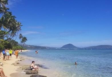 Kahala Beach at Hunakai