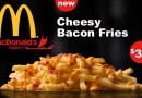 McDonald's of Hawaii introduces new Cheesy Bacon Fries