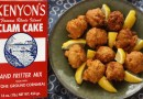 Ken's Kitchen: Clam Chowda', New England seasoning and batter mixes