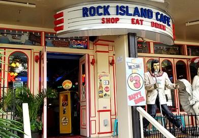 Rock Island Cafe relocates in Waikiki