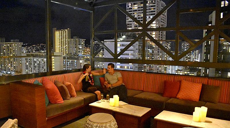 Sky Waikiki introduces the BACKBAR speakeasy