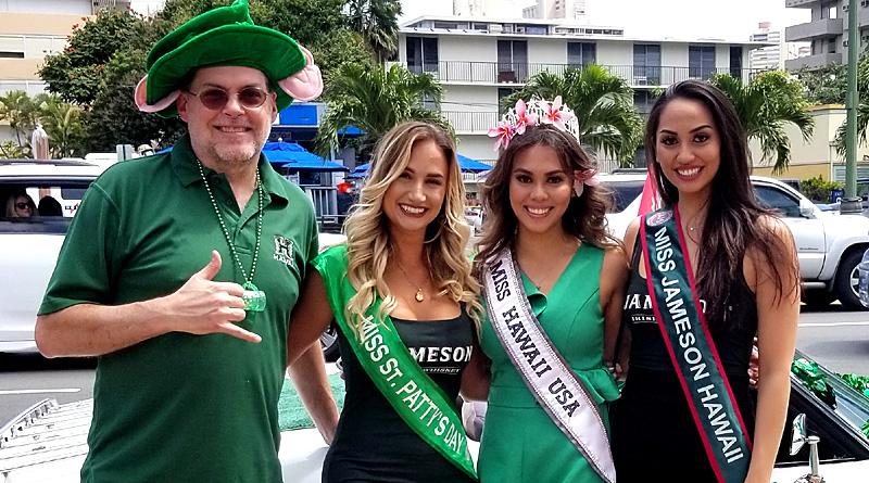 Coverage: St. Patrick's Day Waikiki Parade 2019
