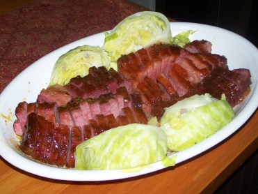 Authentic Corned Beef and Cabbage