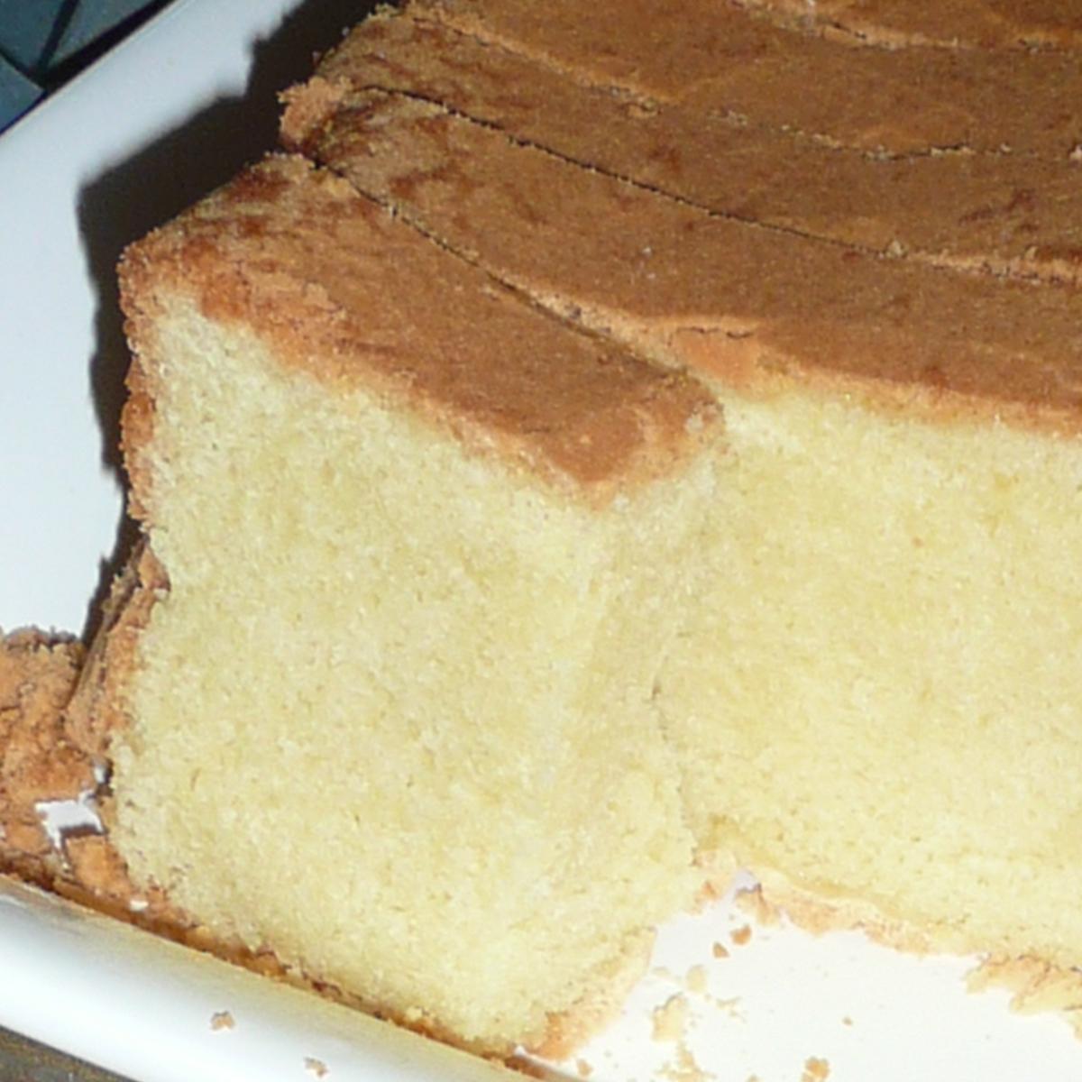 Cake Recipe Sour Moist Cream