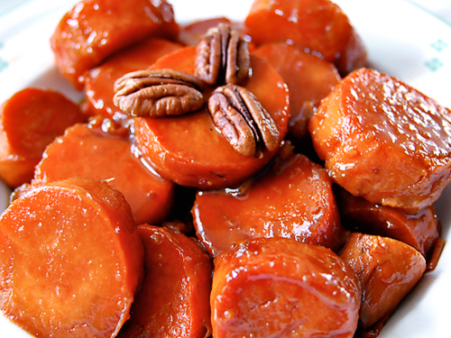 Image result for candied yams
