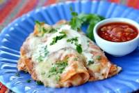 Enfrijoladas | Tasty Kitchen Blog