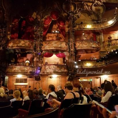 Lyceum Theater Interior