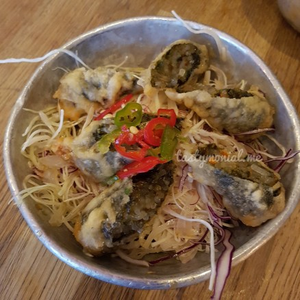 Gimari Salad