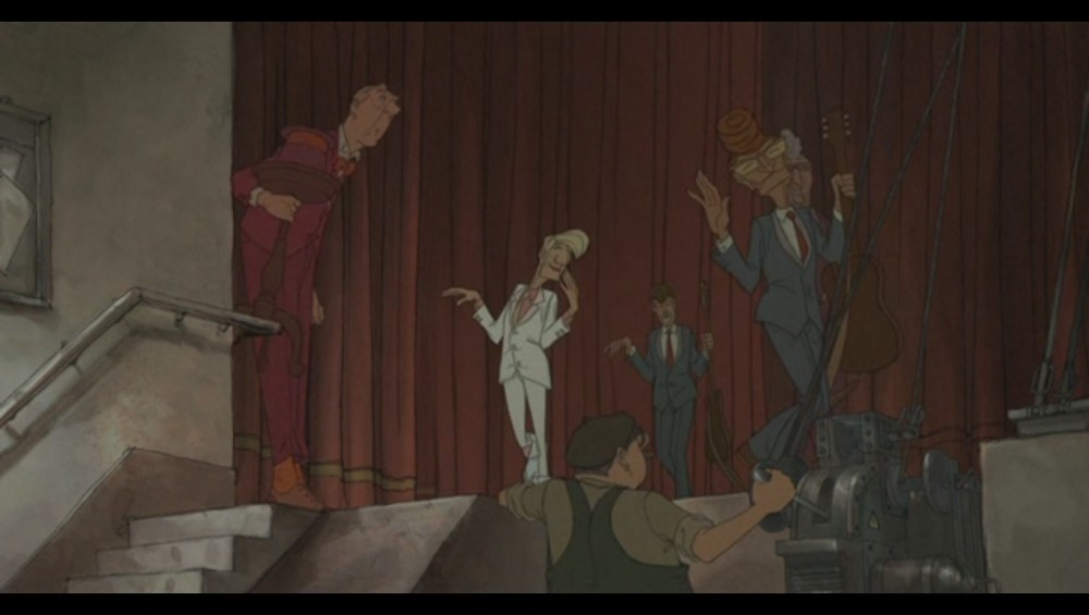 Movie Review - L'Illusionniste (The Illusionist) (3/6)
