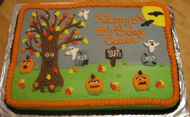 22 Best Ideas Halloween Sheet Cakes The Best Recipes