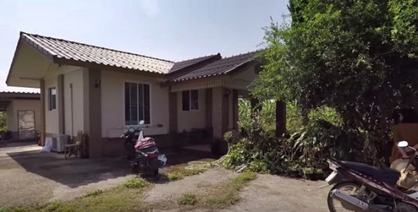 What Does A 1 000 Baht A Month House In Thailand Look Like