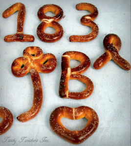 Customized Pretzels for all occasions