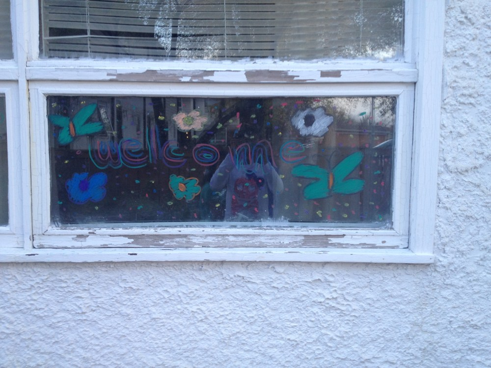 Window Writer & Artiste - My Catharsis (1/6)