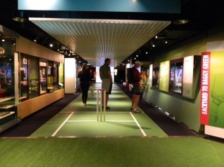Inside the Sports Museum