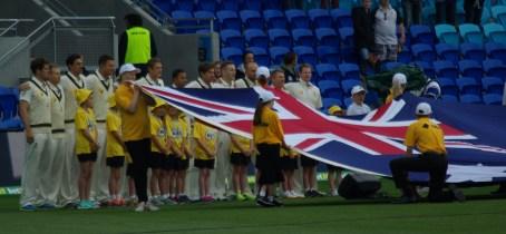 The Australian Team