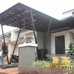 Canopy Baja Ringan Depok Kanopi Tatabaja Com 2 Tata Jasa Penyedia Dan