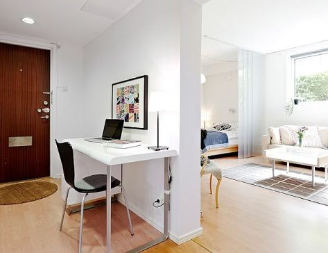 Tata Furniture Apartemen Kecil Tips Interior Apartemen