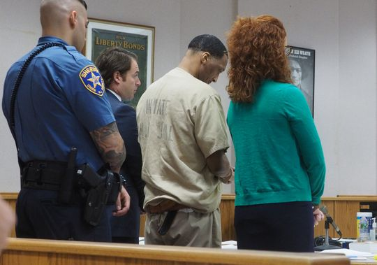Robber who Forced Couples to have Sex at Gunpoint, Gets 148yrs in Prison,