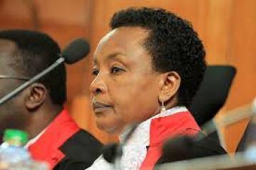 Court Drama in Kenya's Top Judge Case