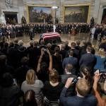 Washington Unites to Honour Former Senator John McCain
