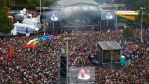 Thousands Attend Free German Anti-racism Concert