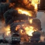 In Nigerian Gas Tanker Explosion Kills at Least 35