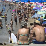 Spain Tourism Arrivals Fall in July for First Time Since 2009