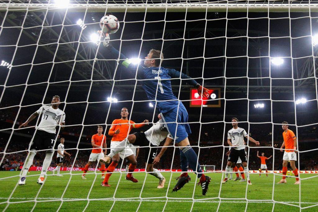 Germany 'broke apart' in Nations League Loss to Dutch - Joachim Low