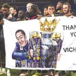 Gray lifts Grief-stricken Leicester, Liverpool Top after Arsenal Draw -Video