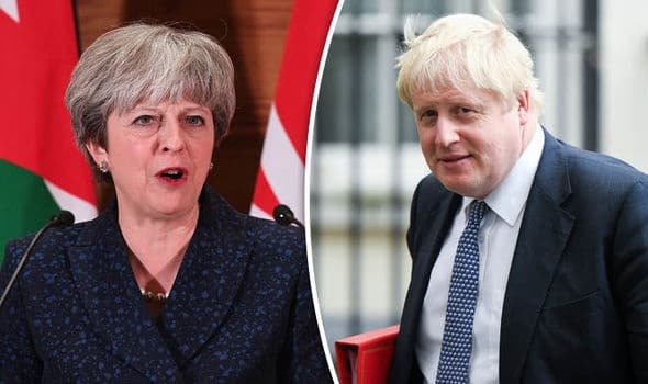 Theresa May's Brexit Agreement is Utterly Unacceptable, says Boris Johnson