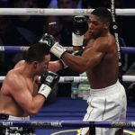 Anthony Joshua Hopes For Unity Fight Rival Deontay Wilder