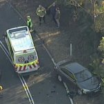 One Dead, one Critical after NSW Crash