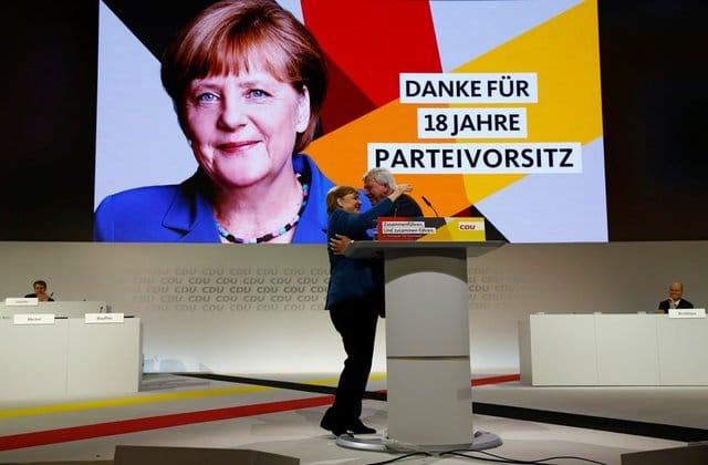'Thank you boss!': Germany's Conservatives Say Goodbye to Merkel