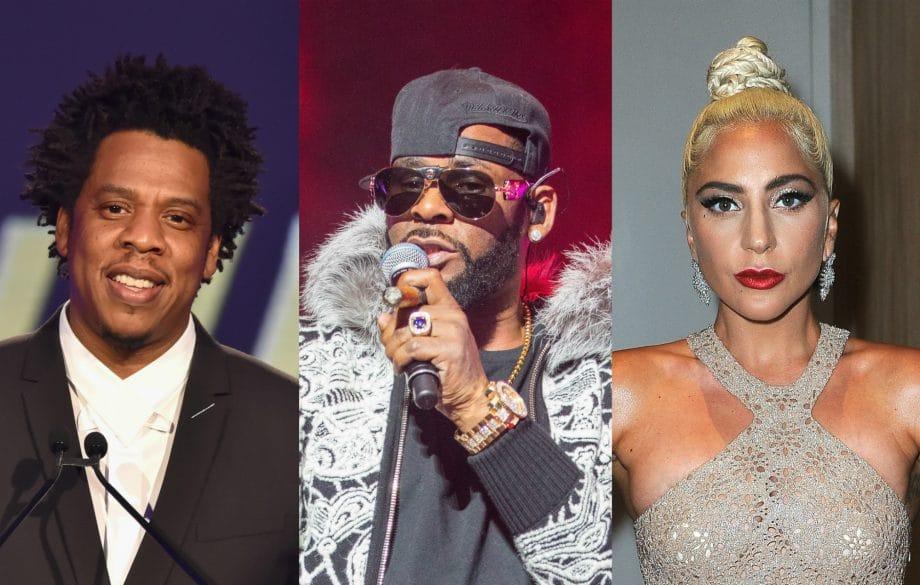 Jay-Z, Gaga among stars who 'turned down' R Kelly Documentary