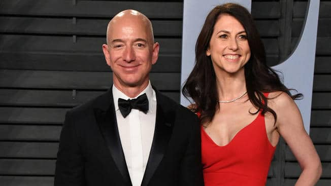 Amazon Boss Jeff Bezos and wife to Divorce