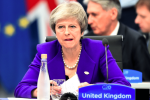 Brexit must not be frustrated – Theresa May Insist