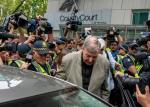 Cardinal Pell gets 6 years in jail for child sexual abuse in Australia