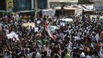 Sudan protesters vow more action till military hands over power