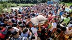 Venezuela crisis: Border with Colombia reopens after 4 months