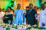 Nigeria Democracy Day: African Leaders Join, Buhari, Osinbajo At June 12 Dinner