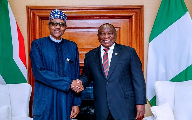 Nigeria, South Africa To Issue 10-Year Visa To Businessmen, Academics & Frequent Travellers