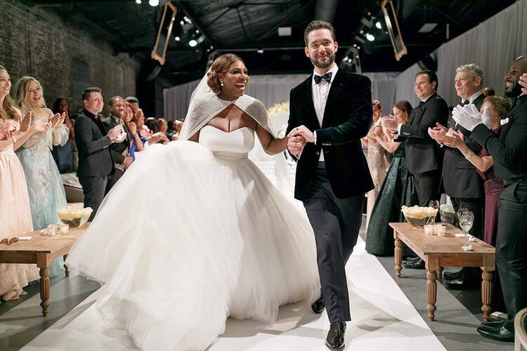 Serena Williams celebrates 2nd wedding anniversary with Alexis Ohanian